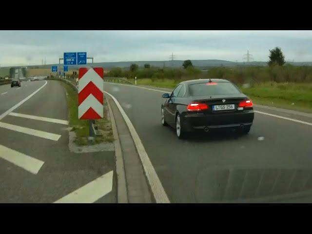 Autobahn War 2016 [Road Rage Germany]